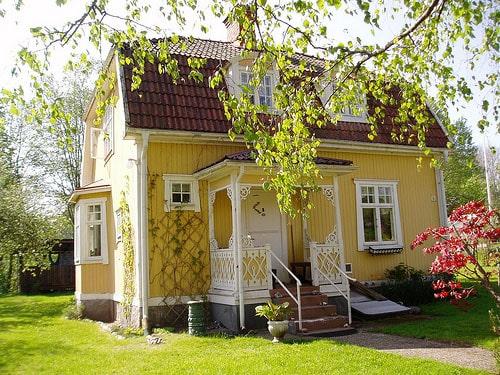 Lån til hus i Sverige