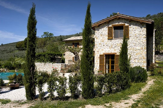 Lån til bolig i Italien - Det italienske hus